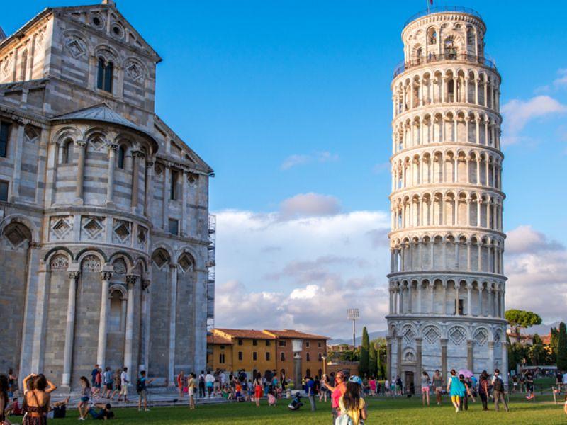 Hotel Touring Pisa Telefono