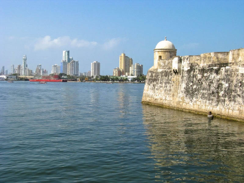 Tour a  Cartagena de ensueño