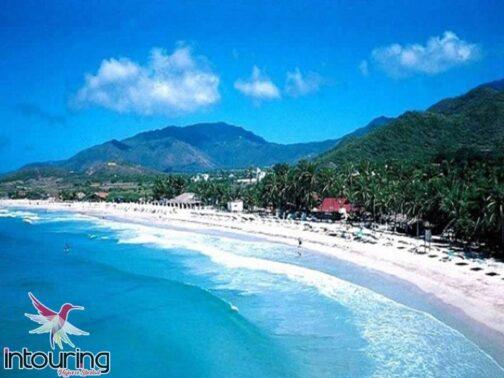 Playa en isla Maragrita