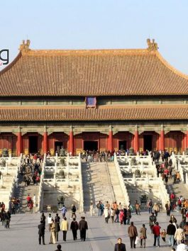 Tour a China completo