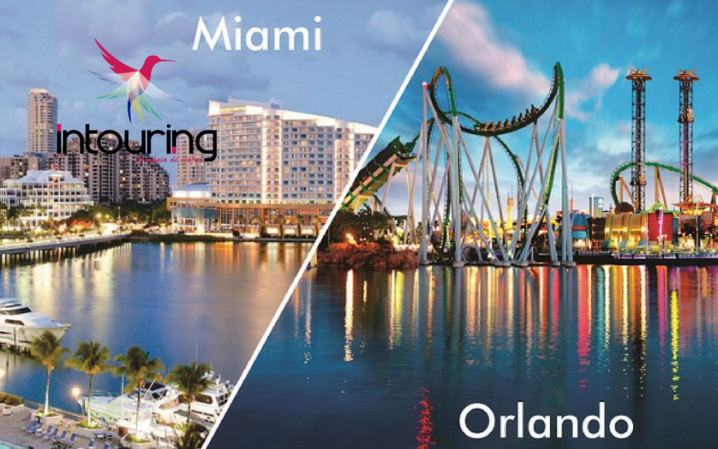 Vacaciones Miami - Orlando