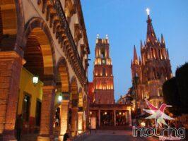 Tour a Mexico y más